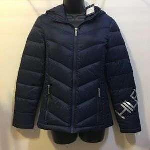 Tommy Hilfiger packable lightweight jacket XS NWT